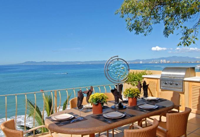 Puerto Vallarta Beach Club 3 bedroom - Villa Alegre