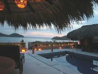 Ixtapa-Zihuatanejo vacation rental: 4 bedroom-5 bath Villa on Madera beach with a huge pool