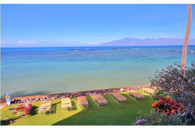 Kahana condo rental: Kahana Reef - Deluxe 1BR Condo #202