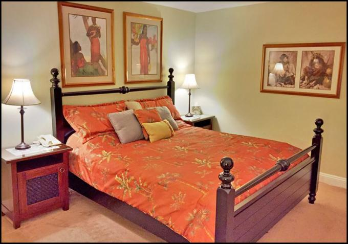 Princeville vacation rental: Hanalei Bay - Studio Ocean View #6221