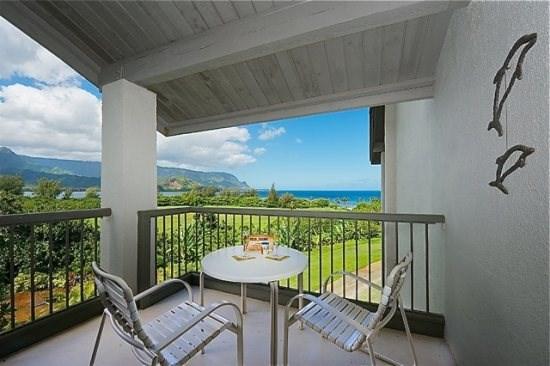 Princeville hotel: Hanalei Bay Resort - 1BR Hotel Style Room #7301
