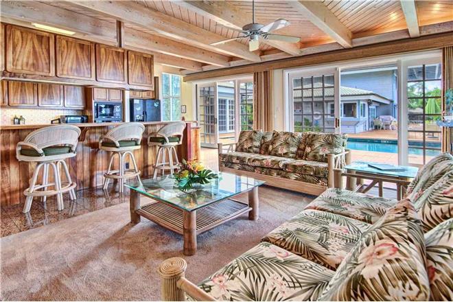 Lahaina Oceanfront Estates - Ali'i Hale and Princess Hale (7BR Home) Ocean Front