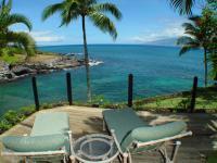 Napili vacation rental: Hale O Wailele Estate