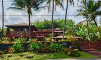 Kehena Beach vacation rental: The Bali House at Kehena Beach Hawaii