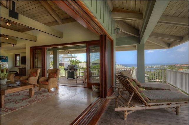 Koloa vacation rental: Hale Hapuna with Ohana - 6BR Home Koloa