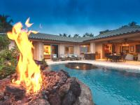 Kona vacation rental: Kona Absolutely Private-Saline Infinity Pool-Stunning Ocean Views