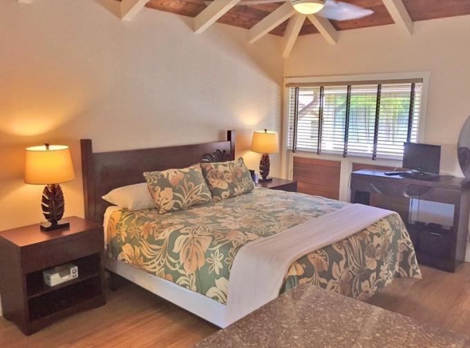 Princeville condo rental: Sandpiper - Studio #206B