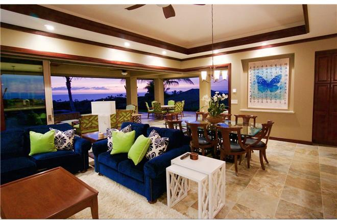 Wai'ula'ula Villa - 3BR Home Ocean View + Private Hot Tub + Private Pool #327