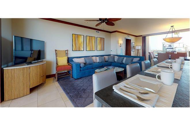 Ko Olina condo rental: Beach Villas - 3BR Condo Beach Front #OT-1121