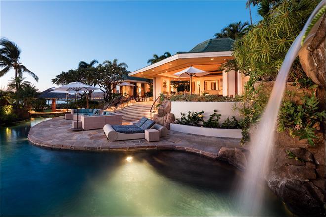 5BR Estate North Fairway Mauna Kea Resort - 5BR Home Ocean View + Private Pool + Private Hot Tub #1