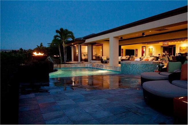 Champion Ridge at Mauna Lani - 4BR Home Mountain View + Private Pool + Private Hot Tub + Private Sauna #CR10