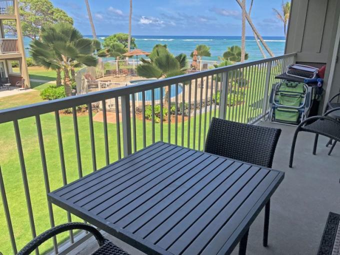 Kapaa condo rental: Kauai Kailani #206 - 2BR Condo