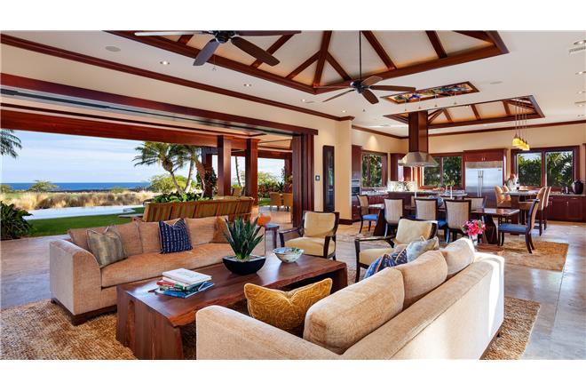 Pu'u Kole Estate at Four Seasons Resort Hualalai - 4BR Home Ocean View + Private Pool #106