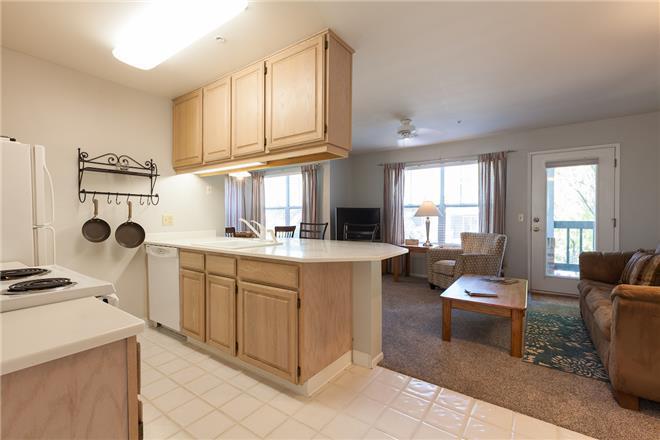 Hood River condo rental: Alley's 22 - 1BR Condo