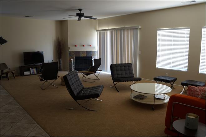 Palm Springs condo rental: Mountain Breeze - 4BR Home + Private Hot Tub + Private Pool