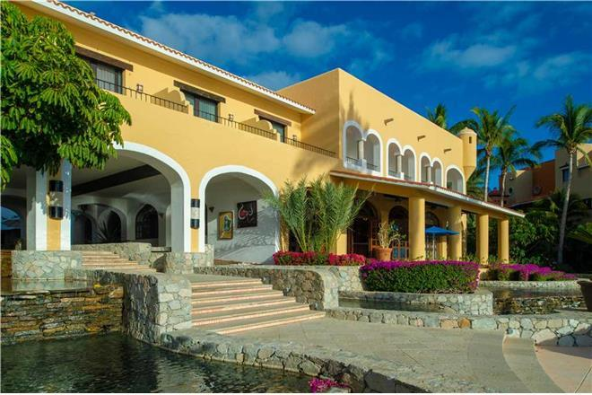Cabo San Lucas vacation rental: Casa del Mar Pelicano - 2BR Home + Private Hot Tub + Private Pool #301