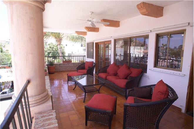 Cabo San Lucas vacation rental: Giggling Marlin Penthouse - 3BR Home