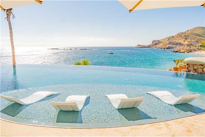 Cabo San Lucas vacation rental: Villa Cielito - 7BR Home + Private Pool + Private Hot Tub