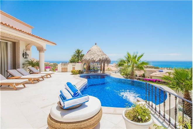 Cabo San Lucas vacation rental: Villa Good Life - 5BR Home + Private Hot Tub + Private Pool