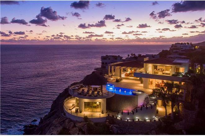 Cabo San Lucas vacation rental: Villa Penasco - 6BR Home + Private Pool + Private Hot Tub
