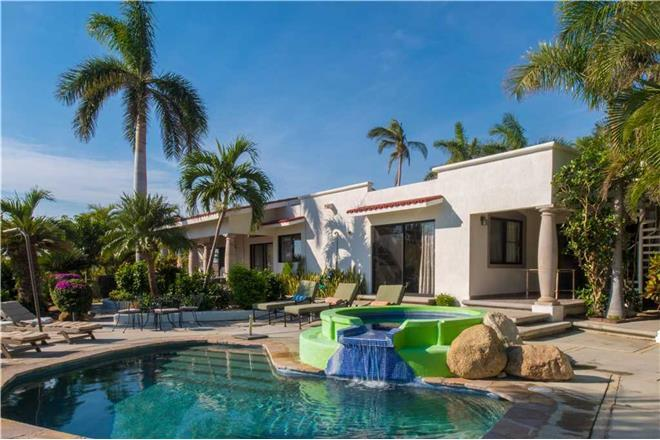 Cabo San Lucas vacation rental: Villa Sun Guadalupe - 3BR Home + Private Hot Tub