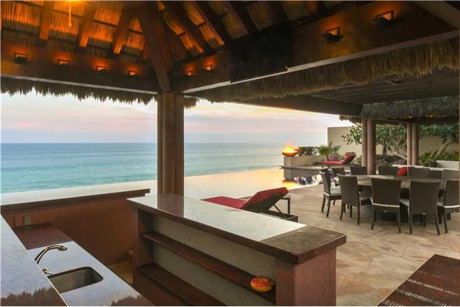 Cabo San Lucas vacation rental: Villa Tranquilidad - 7BR + Den Home + Private Hot Tub + Private Pool