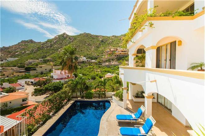 Cabo San Lucas vacation rental: Villa Victoria - 6BR Home Ocean View + Private Pool