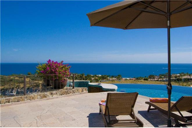 Cabo San Lucas vacation rental: Villa Vista Del Mar - 4BR Home + Private Pool + Private Hot Tub