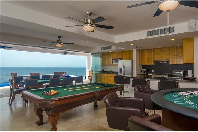 Puerto Vallarta vacation rental: Casa La Vista - 7BR Home