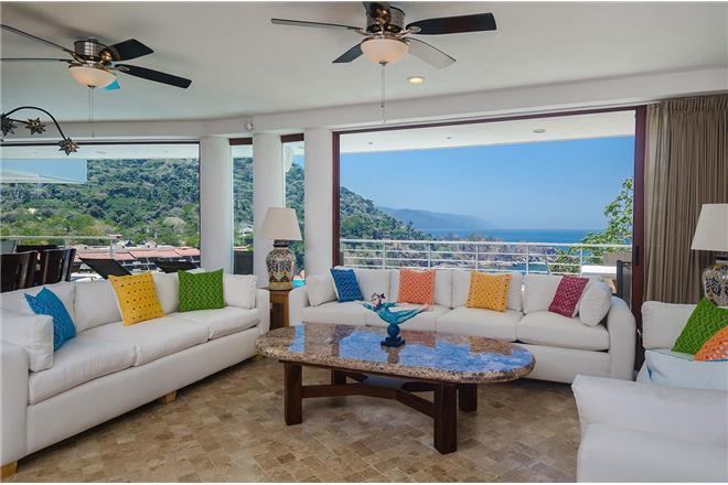 Puerto Vallarta vacation rental: Casa Castelli - 4BR Home