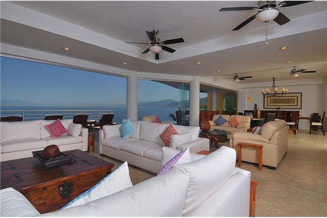 Puerto Vallarta vacation rental: Playasola - 5BR Home