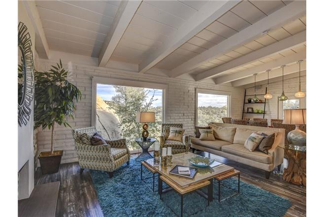 Prescott Peaceful Mesa - 4BR Home