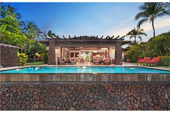 House of the Turtle at Champion Ridge at Mauna Lani - 4BR Home + Private Pool + Private Hot Tub #CR18