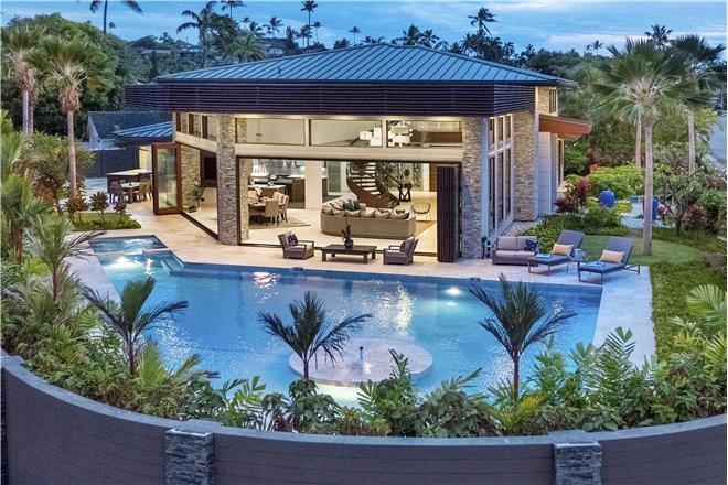 Kahala Grand Splendor - 5BR Home Mountain View + Private Pool + Private Hot Tub