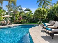 Kailua vacation rental: Kailua Shores Estate - 8BR Home Garden View + Private Pool + Private Hot Tub