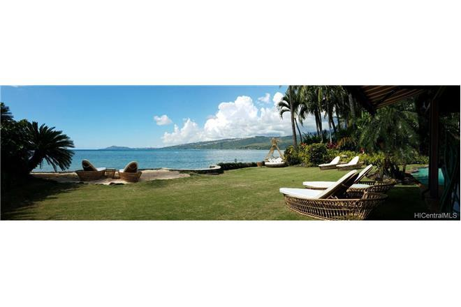Hale Kai Portlock - 6BR Home Ocean Front + Private Pool + Private Hot Tub