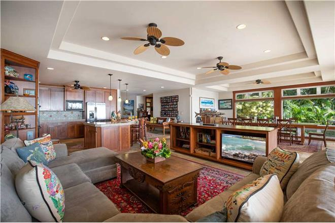 Poipu Hana Hou Hale & Ohana - 7BR Home Ocean Front + Private Pool + Private Hot Tub