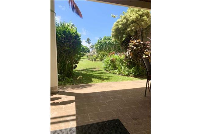 Koloa condo rental: Kahala - 1BR Condo Garden View #412