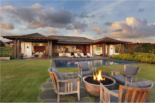 Hale Pomaikai'i Mau - 4BR Home Ocean View + Private Pool + Private Hot Tub