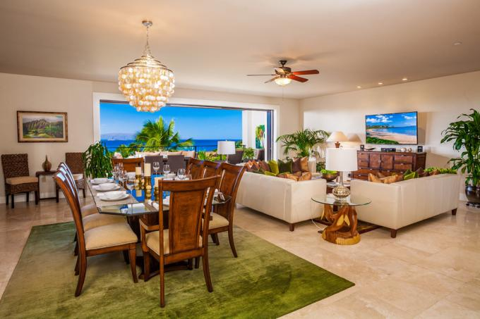 Wailea condo rental: Blue Horizons K308 at Wailea Beach Villas